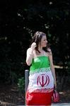 دختر ایرانی مامان!